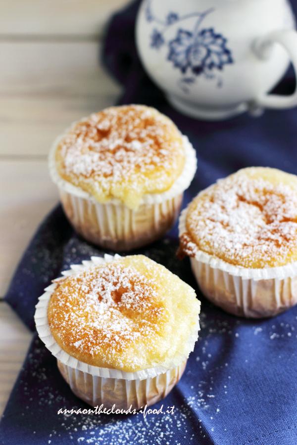 Ricetta Muffin Semplice.Muffin Al Limone La Ricetta Migliore Del Mondo Anna On The Clouds