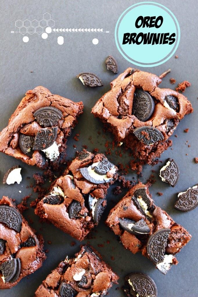 Ricetta facile Brownie Oreo