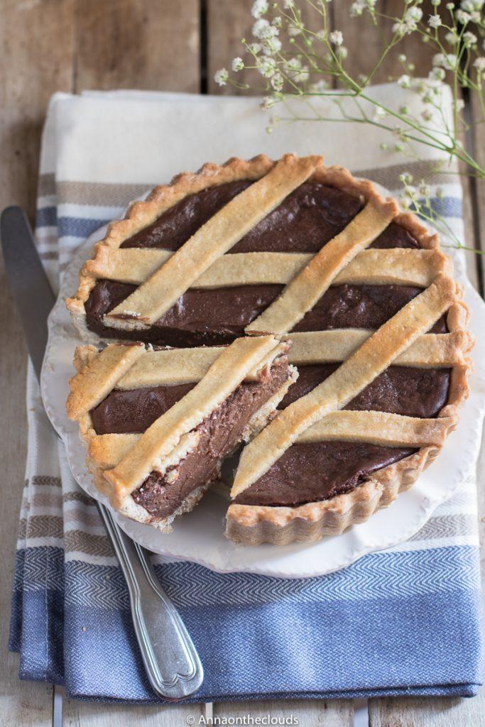 Crostata al cioccolato – ricetta perfetta