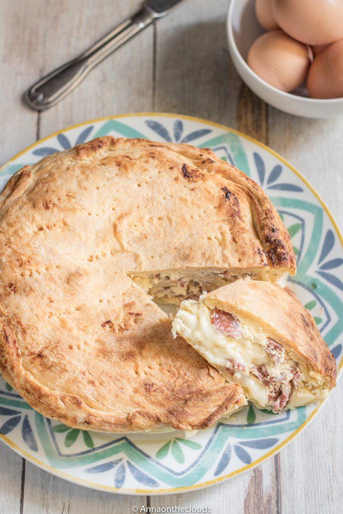 Pizza chiena napoletana – ricetta del rustico di Pasqua