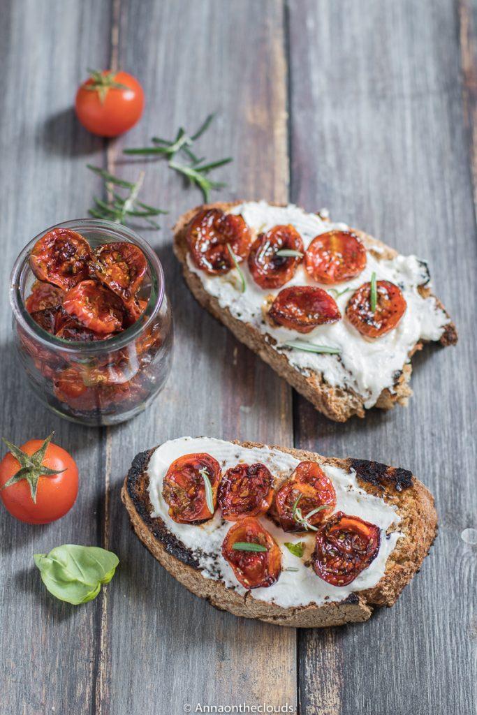 Pomodori confit – ricetta rapida