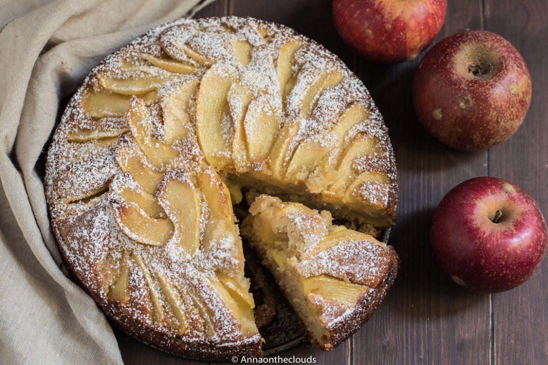 Torta soffice di mele: ricetta classica perfetta!