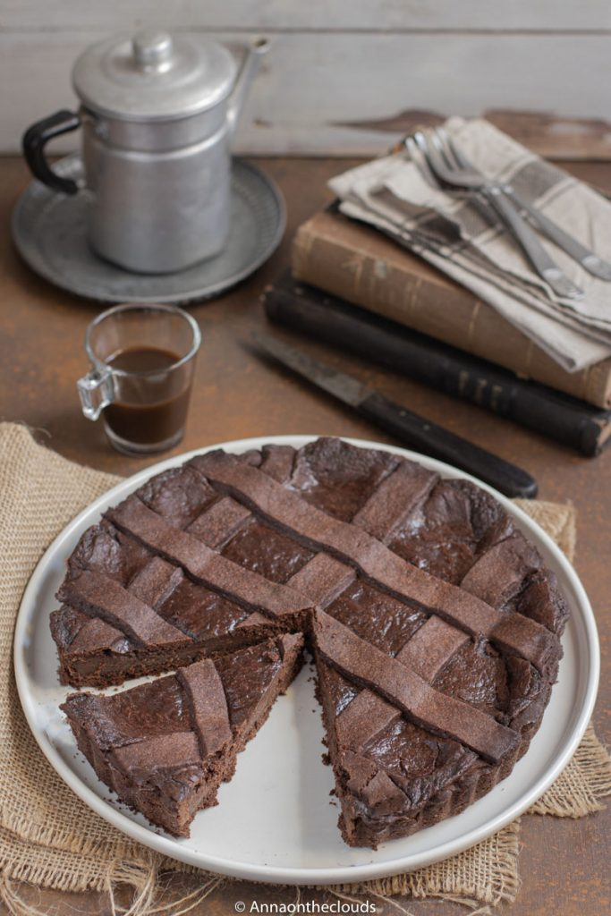 Crostata al cioccolato di Ernest Knam – ricetta
