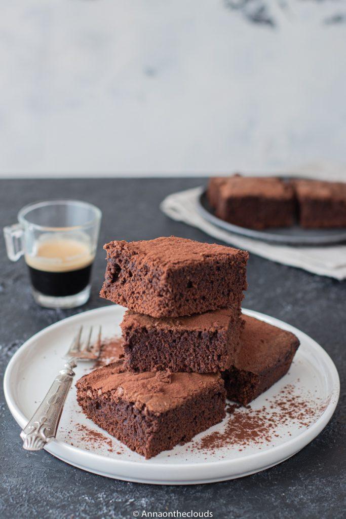 Brownies al cioccolato: ricetta americana perfetta