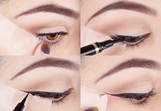 Come applicare l'eyeliner – TUTORIAL FACILE