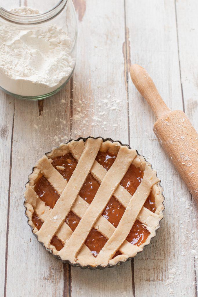 Pasta frolla vegana: ricetta senza uova e burro