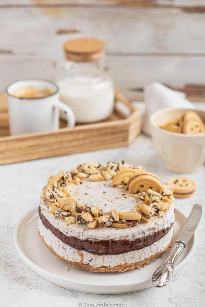 Torta baiocchi: ricetta senza cottura