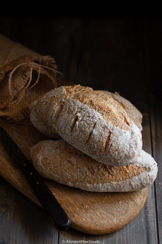 Pane senza impasto fatto in casa: ricetta facile