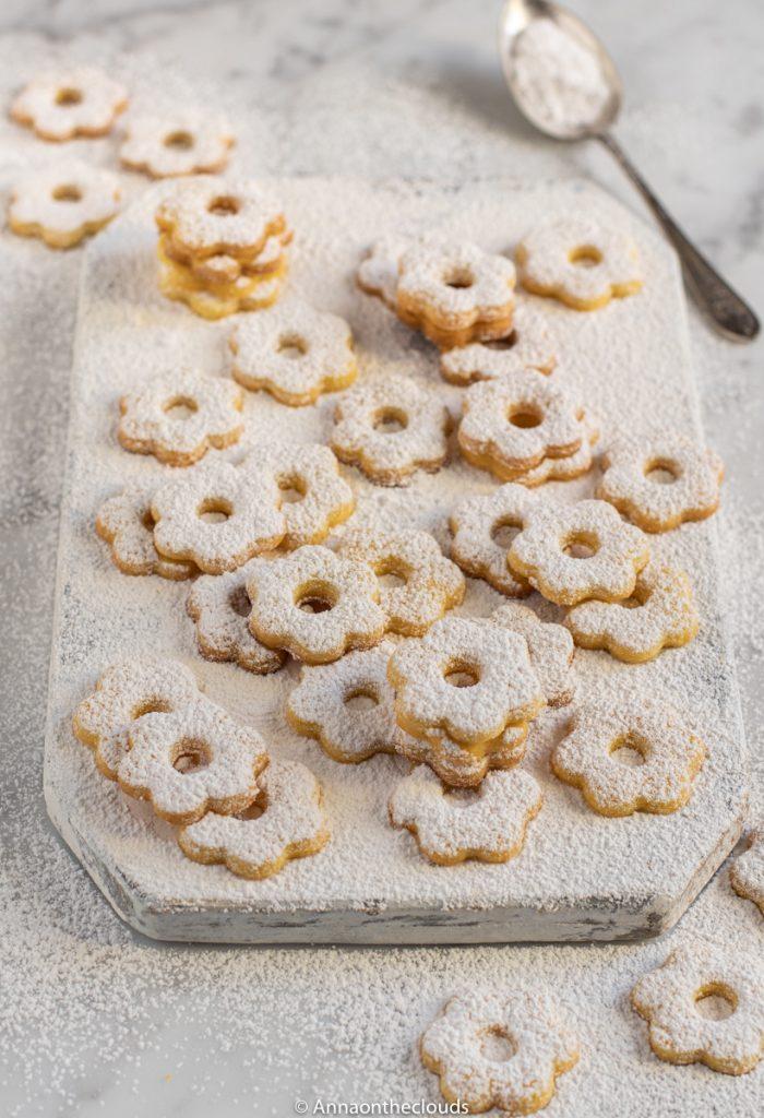 Biscotti Canestrelli: ricetta facile e veloce