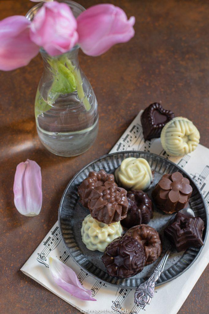 Cioccolatini: ricetta facile e veloce da fare a casa