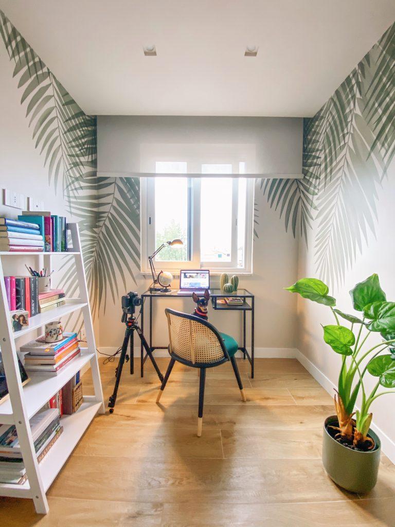 Arredare un angolo studio zen in casa