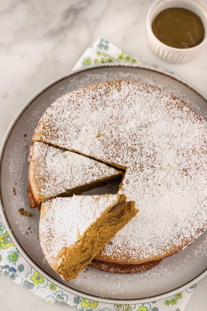 Torta al pistacchio: soffice e gustosa!